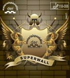 длинные шипы DER MATERIALSPEZIALIST Superwall