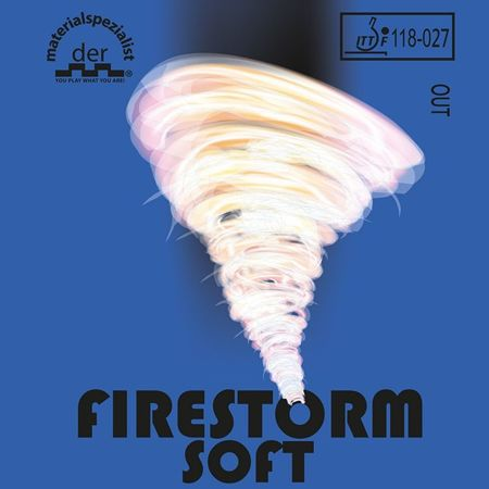 короткие шипы DER MATERIALSPEZIALIST Firestorm Soft